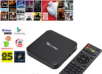 Приставка Android TV Box TX3 Pro Smart TV (Смарт ТВ) 1 Гб / 8 Гб, Amlogic S905X, HDMI 2.0