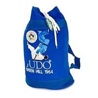 42be9c71b9 Спортивная сумка-мешок дзюдо ally Green Hill JBA-10336