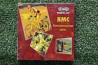 Велосипедная цепь KMC Z51 6/7/8 speed Флагман