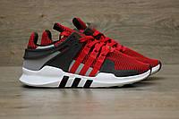 Кроссовки Adidas Equipment ADV collegiate red. Живое фото. Топ качество! (Реплика ААА+)
