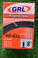 """Велосипедная камера GRL 28"""" 40/622"""