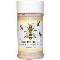 Bee Naturals, Блеск для лица Пчелиная матка, 2 унции