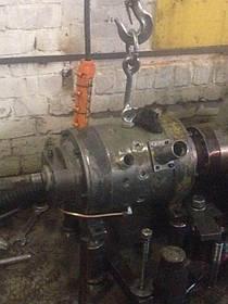 Кран-балка участка по ремонту гидравлики