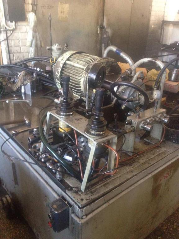 Ремонт гидрооборудования сельскохозяйственных и строительных машин и механизмов