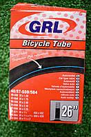 """Велосипедная камера GRL 26"""" * 2,35"""