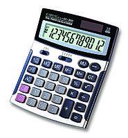 """Калькулятор """"EATES"""" DC-990 (12 разрядный, 2 питания)"""