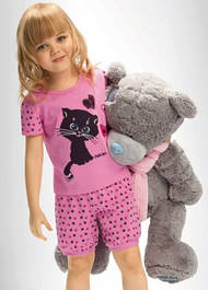 Детские пижамы на девочку