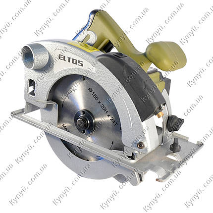 Пила дисковая Eltos ПД-185-1700л, фото 2