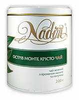 Остров Монте-Кристо 200 г (Чай зеленый рассыпной с добавками Nadin)