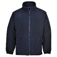 Куртка флисовая F205 S, темно-синий