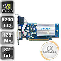Видеокарта PCI-E NVIDIA GeForce 6200LQ (128Mb/DDR/32bit/DVI/VGA/TV) б/у