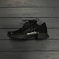 Кроссовки Adidas Clima Cool Black. Живое фото! Топ качество. (Реплика ААА+)