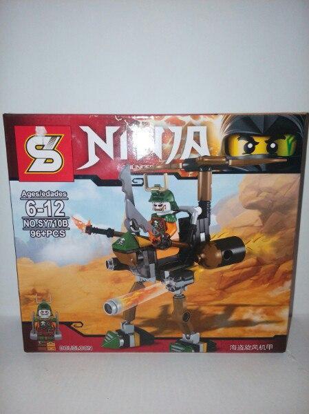 Конструктор Ninjago Senco Дублон и его робот-воин