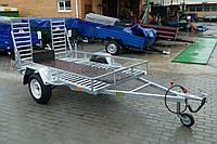 Причіп для перевезення квадроциклів