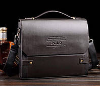 Брендовая мужская сумка Polo 32*26*6