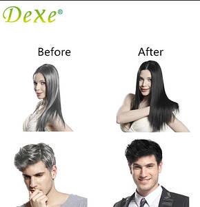 Шампунь для окрашивания седых волос ( чёрный) 1 уп., фото 2