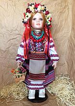 Лялька в українському національному костюмі, лялька-українка (70 див.)