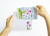 Печать открыток: Заказать изготовление открыток и приглашений
