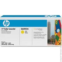 Картридж HP Q6002A