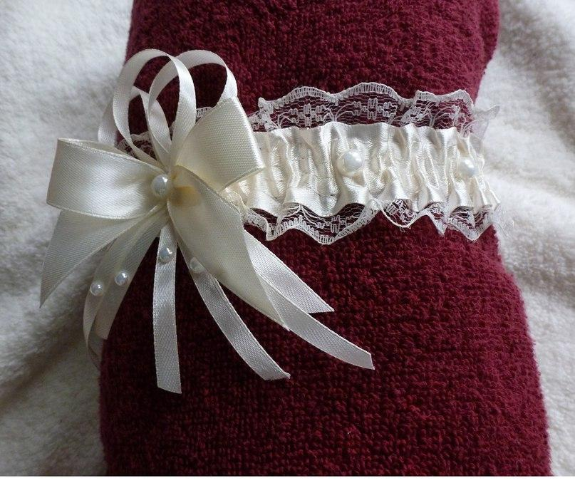 Свадебные подвязки для невесты, в любом цвете - Интернет магазин товары для праздника и свадебные аксессуары Аладдин в Виннице