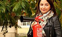 Огнетушитель ВВК-3,5 ( ОУ 5 )