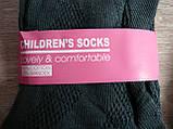 """Сетка. Подростковые носки """"Children's socks"""". р. 9-15 лет, фото 5"""