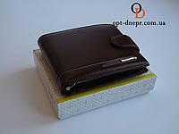 Мужское портмоне Сosroll кошелек коричневый