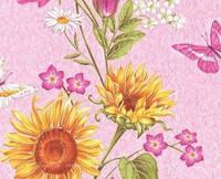 Шпалери Літо рожеві (0,53х10) 2061 ПП