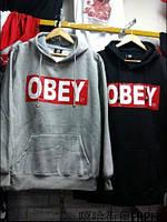 Худи   Obey logo   Толстовка