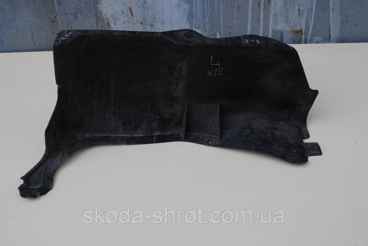 Защита двигателя левая 1J0825245