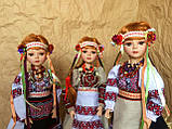 Лялька в українському національному костюмі, лялька-українка (40 див.), фото 6