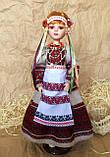 Лялька в українському національному костюмі, лялька-українка (40 див.), фото 2