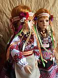 Лялька в українському національному костюмі, лялька-українка (40 див.), фото 7