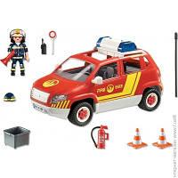 Конструктор Детский Playmobil Пожарная машина (5364)
