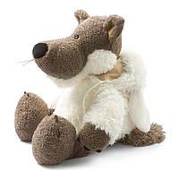 """Игрушка """"Волк"""" в овечьей шубке (плюшевый) 32 см."""