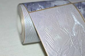 Обои, на стену, виниловые на кухню, B49.4 Домино 5579-10, супер-мойка, 0,53*12м ( 4 полосы х 3м), фото 2