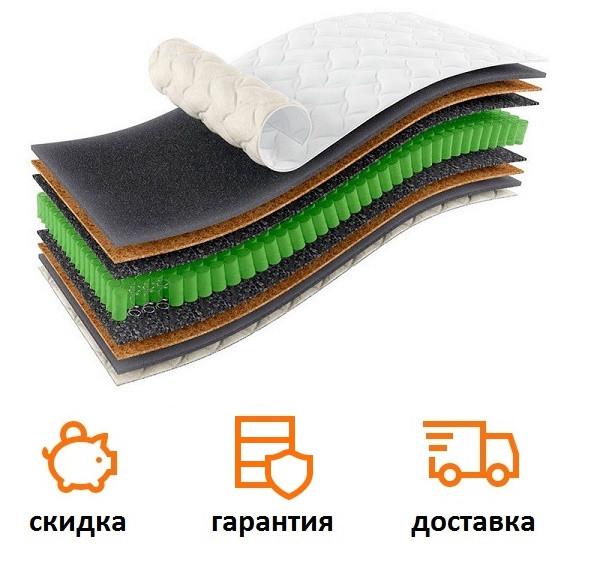 Матрас Омега / Omega Organic sleep&fly