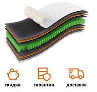 Матрас кокосовый жесткий ортопедический Омега / Omega Organic sleep&fly