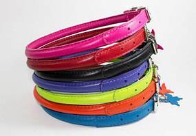 CoLLar Glamour нашийник для довгошерстих дрібних собак (довжина 45-53см, діаметр - 13 мм) (3507)
