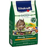 Vitakraft Emotion Beauty Selection All Ages основной корм для дегу всех возрастов, 600г