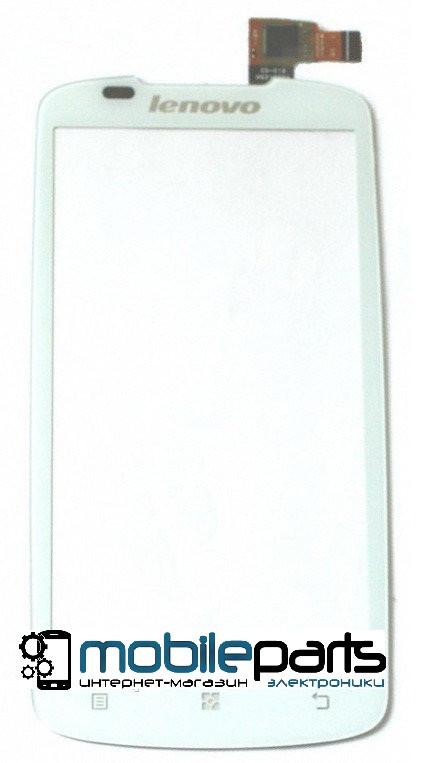 Оригинальный Сенсор (Тачскрин) для Lenovo A630 (Белый)