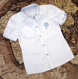 Блузки , рубашки для девочек