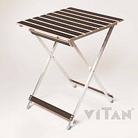 Стол раскладной «ALLUWOOD малый» для отдыха
