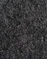 Ковролин Tucson автомобильный мягкий, тягучий, без основы, (серый)