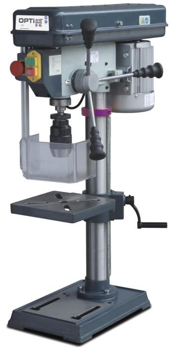 Сверлильный станок по металлу Optimum OPTIdrill B 16