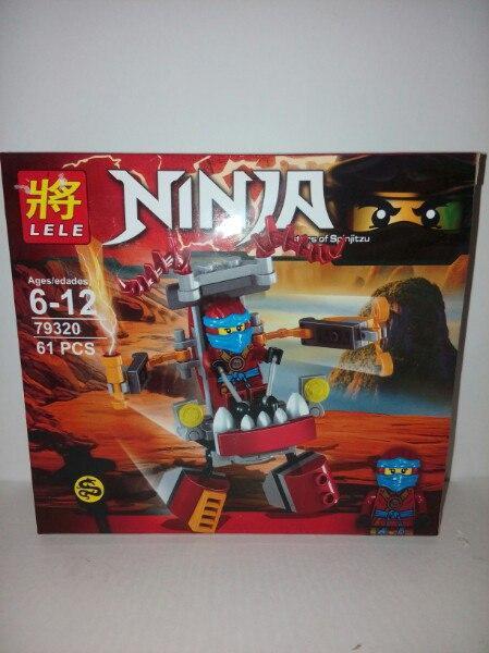 Конструктор Ниндзяго.