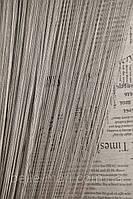 Однотонные шторы-нити №202 (мышиный)