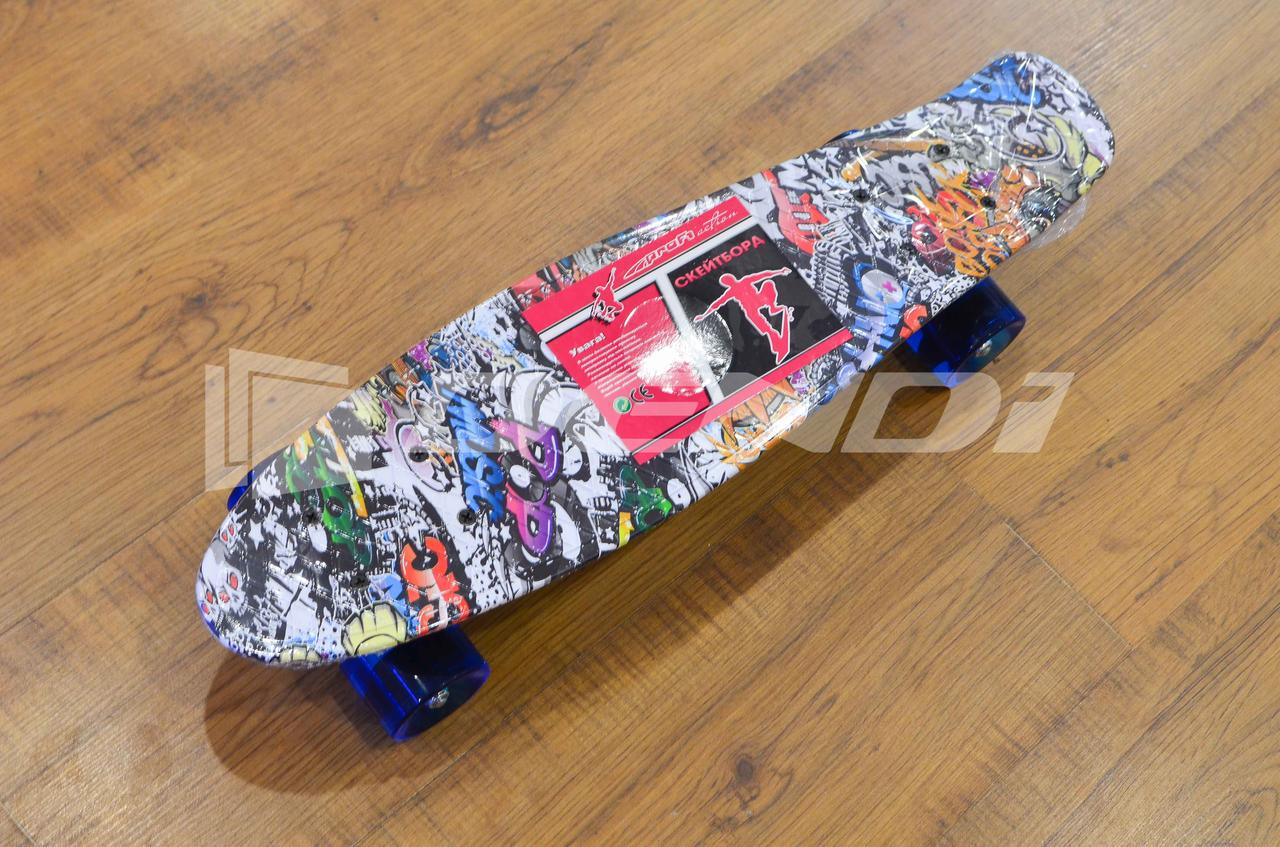 Скейт Penny Board MS 0748-2