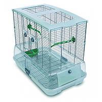 Клетка Hagen Vision M 01 для птиц, тонкий прут, 61х38.5х52 см