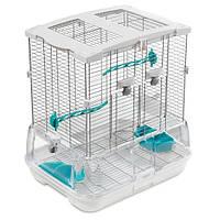 Клетка Hagen Vision S 01 для птиц, тонкий прут, 45.5х35.5х51 см